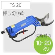 タイガー 剪定鋏 エアーハサミ TS-20