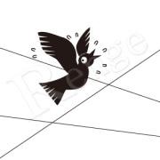 鳥害対策に有効なテグス