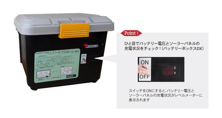 タイガー バッテリーボックスDX TBS-BBDX